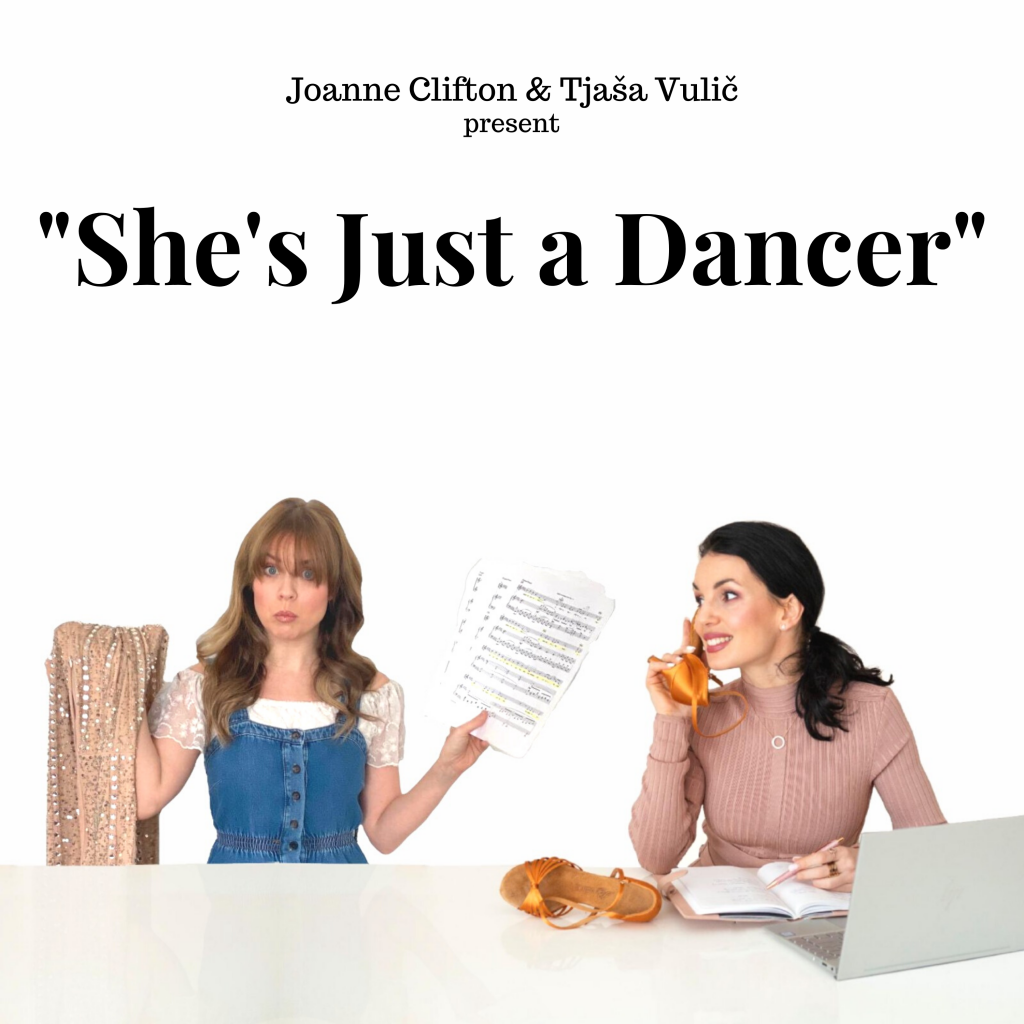 podcast-She's Just a Dancer